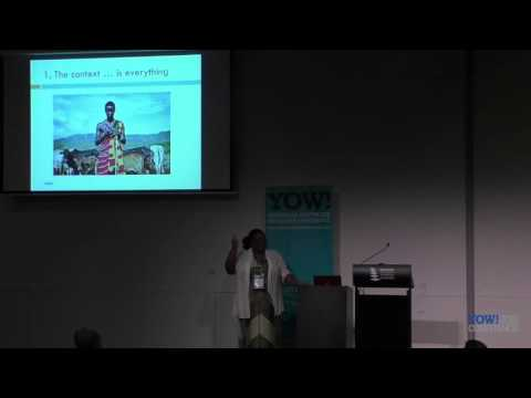 YOW! 2015 - Betty Enyonam Kumahor - Frugal Innovation and Scaffolding Software