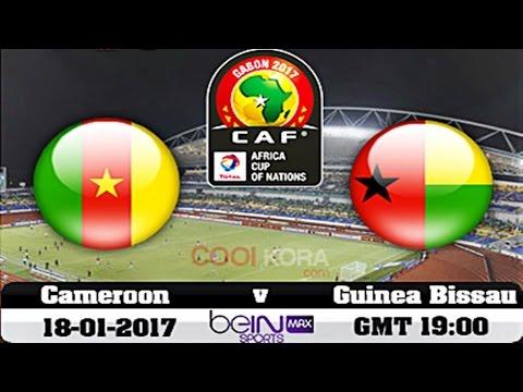 Cameroun   vs Guinée-Bissau  LIVE   (Commentaires)
