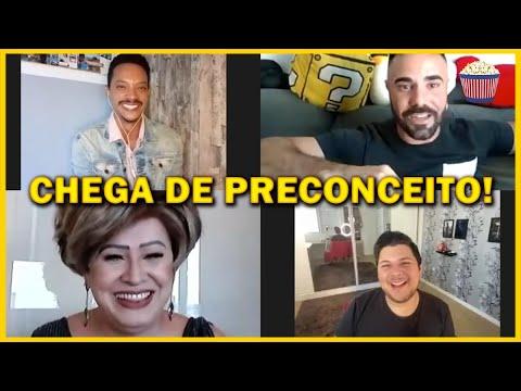 Nany People fala sobre homofobia, comunidade LGBTQIA+ e a comédia Quem vai Ficar com Mário?