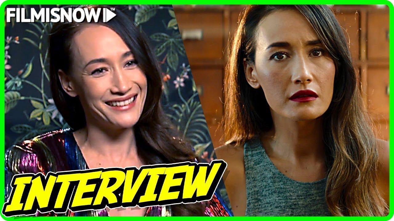 MAGGIE Q Interview for FANTASY ISLAND | FILMISNOW
