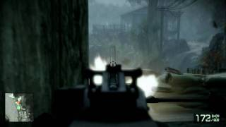 """BAD COMPANY 2 PC GAMEPLAY PART 5 HD """"HEART OF DARKNESS"""""""
