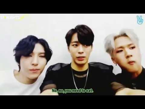 160929 #HAPPYKONGDAY - VIXX's Lee Hongbin's 24th Birthday Edit