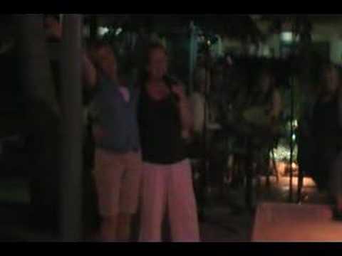 Island Beachcomber St. Thomas USVI Karaoke