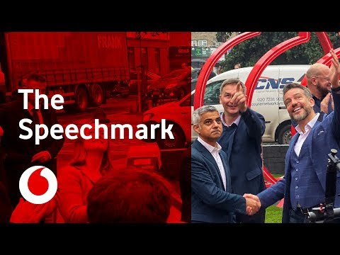 The Speechmark | Vodafone UK's New Digital Hub | Vodafone Business UK