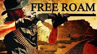 Red Dead Redemption(Free Roam)
