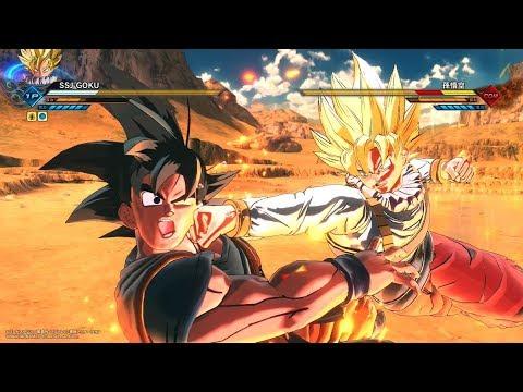 Dragon Ball Xenoverse 2 Ssj Goku Yardrat Clothes Gameplay Youtube
