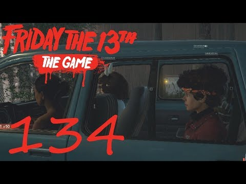 [134] Vanessa's Professional Driving! (Friday The 13th The Game)