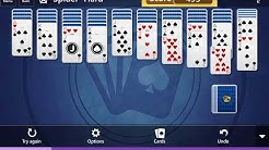 Microsoft Solitaire Collection: Spider - Hard - June 3, 2015