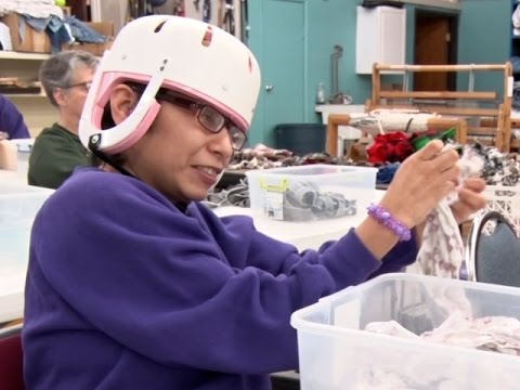 Program Gives Jobs To People With Disabilities