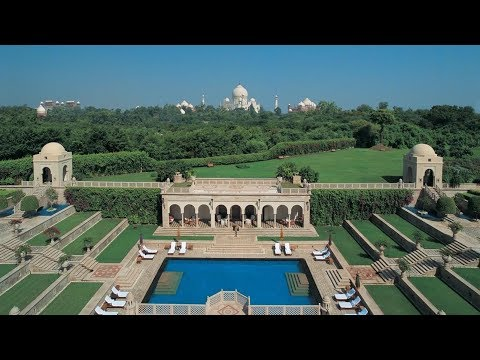 Top10 Recommended Hotels in Agra, India