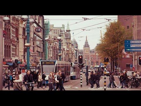 Amsterdam City Centre  YouTube