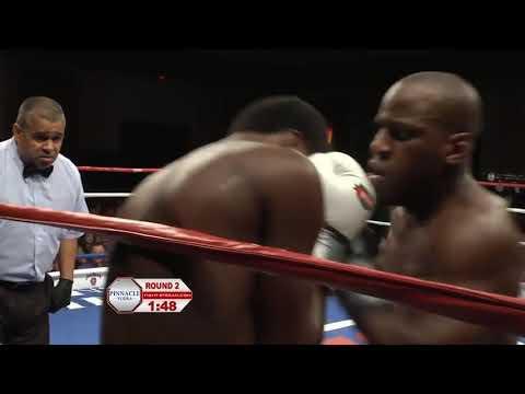 CES Boxing Classics Chris Chatman vs  Thomas Falowo