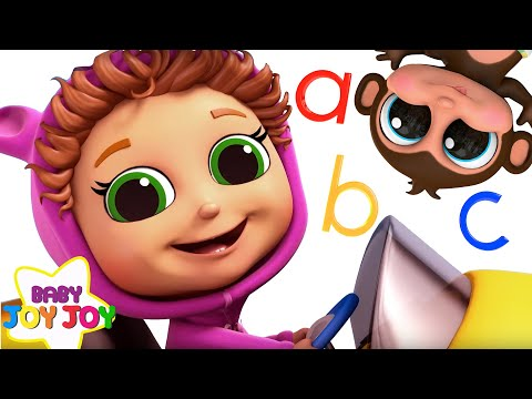 ABC Song   Educational Nursery Rhymes and songs