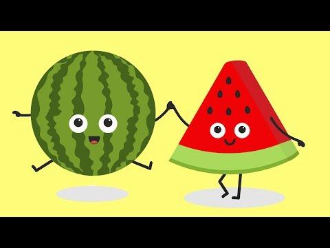 Meyveler Şarkısı - Çocuklar İçin Meyveler