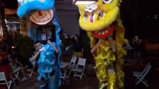 (Full) Em bé Siêu Cute múa Lân Trung thu 2016 - Baby Cute Lion Dance Mid-Autumn 2016 HD 1080p