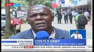 Kenya's Public Debt stands at Kshs. 5 Trillion (2018) from Kshs. 2 Trillion (2003)