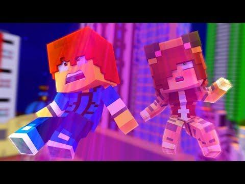 Minecraft Daycare - ALIEN ABDUCTION ! (Minecraft Roleplay)