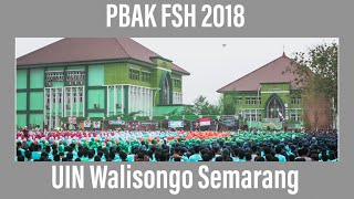 AfterMovie PBAK FSH UIN Walisongo 2018