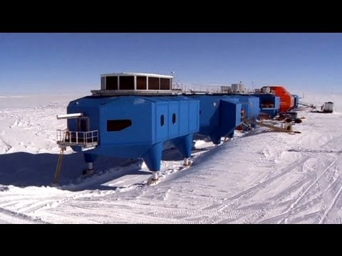 UK opens new Antarctica research centre