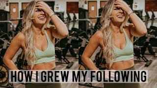 My Fitness Journey | Instagram Algorithm Hacks & How I Made Fitness My Full Time Job