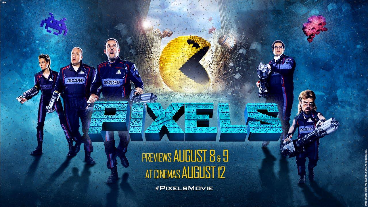 Pixels 2 Film