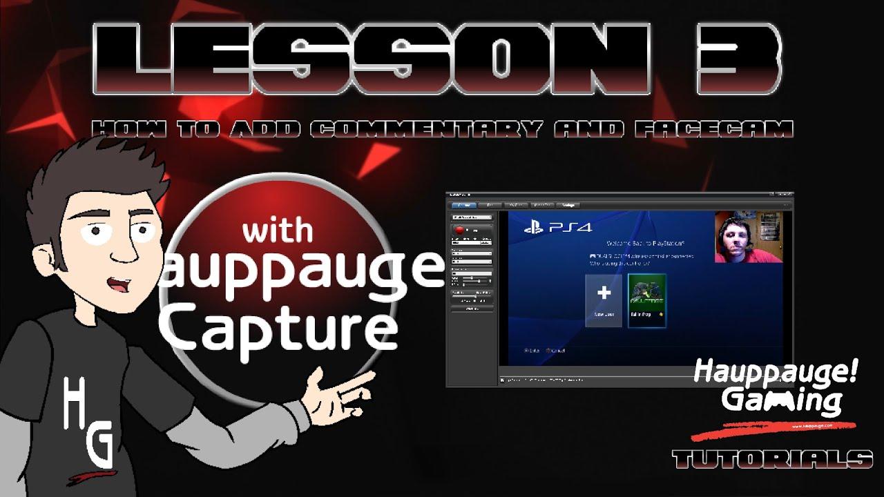 Hauppauge | Hauppauge Capture Application