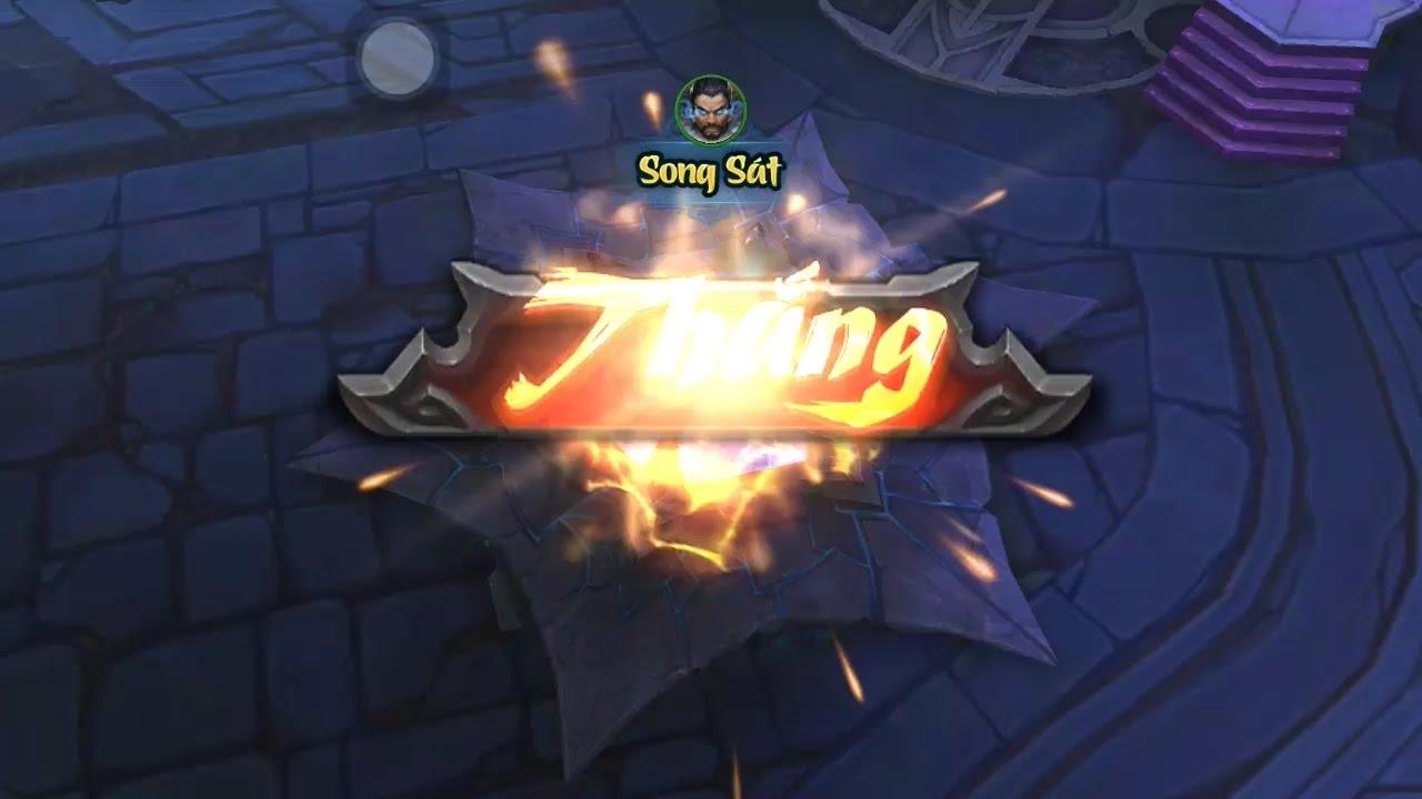 3Q 360mobi Tôn Kiên / cách chơi tôn kiên / chiến thắng với tôn kiên  ^_^  -  YouTube