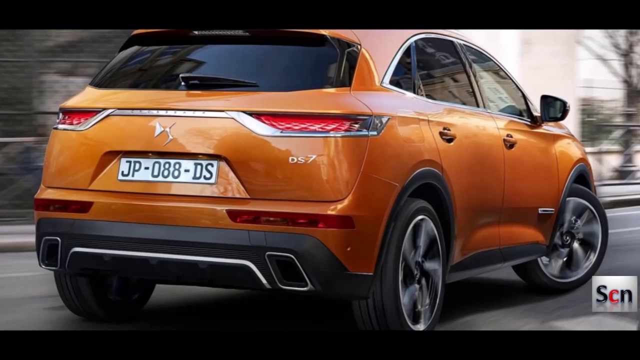 citroen ds7 crossback 2017 youtube. Black Bedroom Furniture Sets. Home Design Ideas