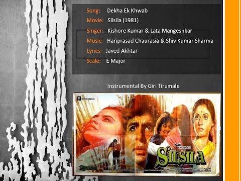 Instrumental - Dekha Ek Khwab - Silsila (1981)