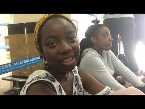 Uganda Vlog - Flying Out