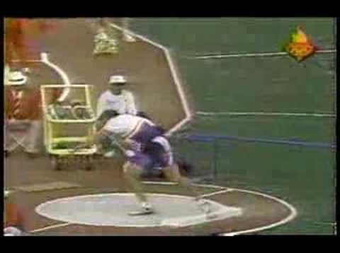 Mike Stulce 1992 Shot Put