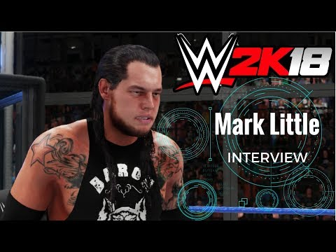 WWE 2K18 | Executive Producer Mark Little Talks Visuals, Framerate & More