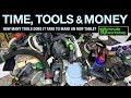 Time, Tools & Money [video#245]
