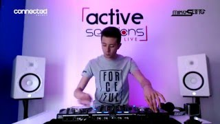 Active Sessions Live #047 By Mike Sang