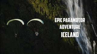 Iceland: The best paramotor adventure ever