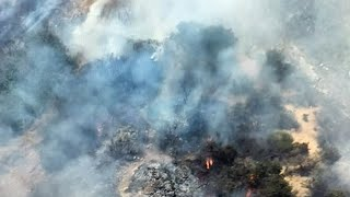 KTLA 5 news Griffith Park Fire accident Live Stream