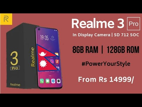 Realme 3 Pro - Price in Nepal | Specs | Camera | Battery | Performance |  Redmi Note 7 Pro Killer?🔥