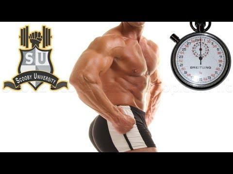 Time Management For Bodybuilding Success