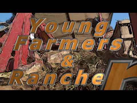 Young Farmers & Ranchers Achievement Award 2016