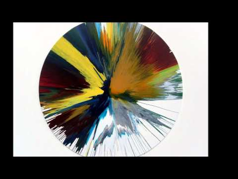 CONTEMPORARY MODERN SPIN ART BY JESSICA WILLOWS