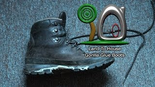 Gorilla Glue Old Boots