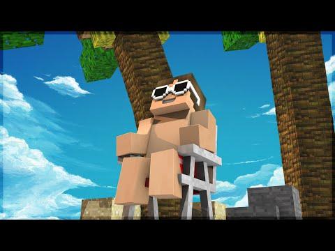 Minecraft: COMO SERIA SEU PARAÍSO? (BUILD BATTLE)