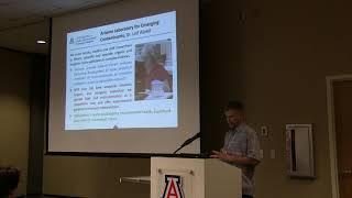 Arizona Laboratory for Emerging Contaminants – Leif Abrell, Laboratory Manager