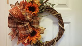 DOLLAR TREE FALL HARVEST DIY COLLAB with KELLY BARLOW CREATIONS