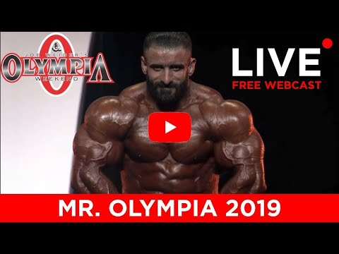 Olympia 2019 Live