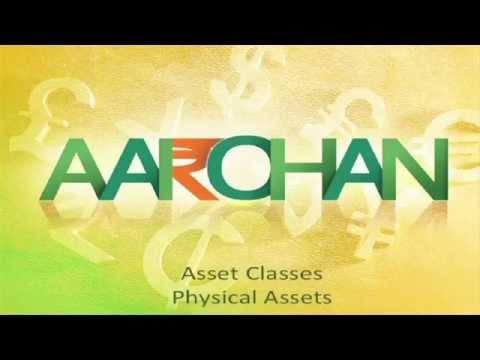 Asset Classes  Physical Assets