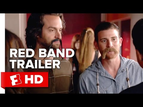 Flock of Dudes Official Red Band Trailer 1 (2016) - Chris D'Elia Movie