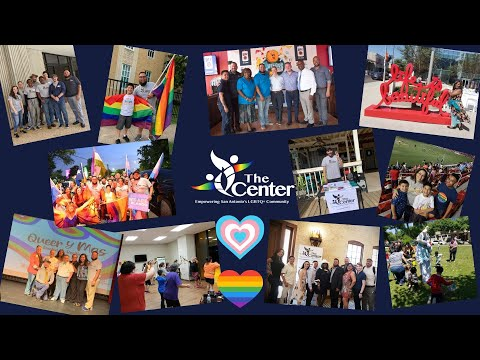 The Center - Pride Center San Antonio from YouTube · Duration:  2 minutes 26 seconds