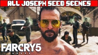 FAR CRY 5 All Joseph Seed Scenes Mp3