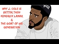 Why J. Cole Is Better Then Kendrick Lamar & The GOAT | Raw Uncut & Unfiltered (TD Hip Hop)
